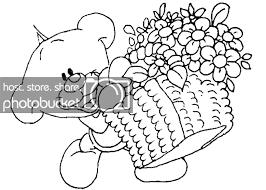 Kleurplaat Baby Aapje Boyama Sayfaları