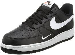 nike shoes white and black high top. nike men\u0027s air force 1 basketball shoe shoes white and black high top