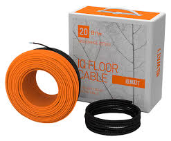 <b>Теплый пол IQ Watt</b> Floor cable 70 м - купить в Москве. Цена, фото ...