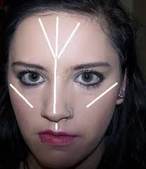 where to highlight tutorial how to contour and highlight nina ross beauty