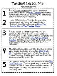 30 Best Tattle Tale Images School Counseling Tattle Tale