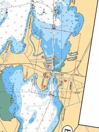 Lake Simcoe Depth Chart The Narrows Marine Chart Ca2028b_2 Nautical Charts App