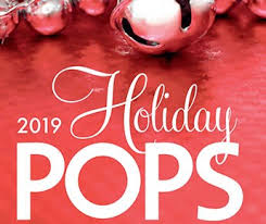 2019 Holiday Pops Boston Symphony Orchestra Bso Org