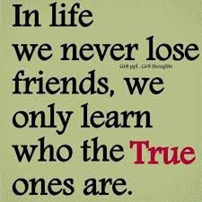 Bad Friends Quote