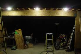 what lights to buy for outdoor soffit The Garage Journal Board