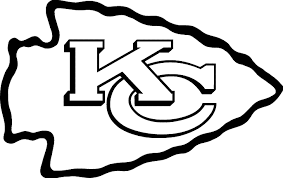 Kansas State Stencil | Crafts | Kansas City Chiefs, Coloring pages ...