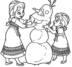 Small Picture Anna coloring pages young ColoringStar