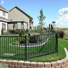 wrought iron fence ideas. Delighful Wrought Wrought Iron Fence Amazon Com Throughout Rod Fencing Ideas 11 With