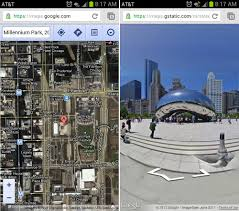 google adds street view to maps on mobile browsers i think we all