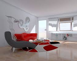 Hacienda Contemporary Red ChairContemporary Red Chair
