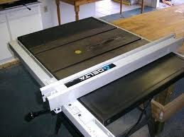 universal table saw fence its shipped from tool that fence and a decent new blade could universal table saw fence