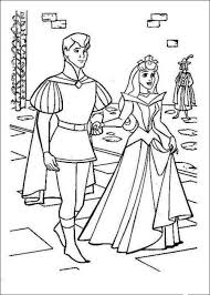 Small Picture Sleeping Beauty Coloring Page Games Aurora In a Hut Coloring
