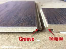 installing tongue and groove flooring designs