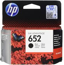 <b>Картридж HP 652</b> (F6V25AE), черный, для струйного принтера ...