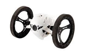 <b>Радиоуправляемый робот</b>-дрон Stunt Bounce Car 2.4G купить