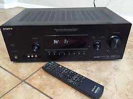 sony 7 1 channel receiver amp xm ready 3 hdmi port switching str prev
