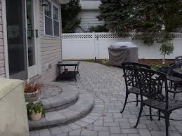 patio paver kits gray