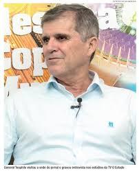 Resultado de imagem para GENERAL THEOPHILO CANDIDATO DO PSDB