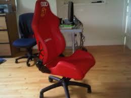 office bucket chair. Bucket Seat Office Chair G