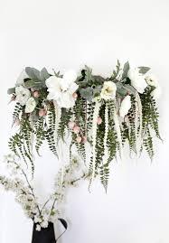 cute diy paper flower chandelier