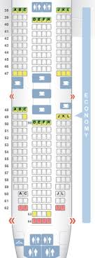 747 8 Intercontinental Seating Chart Air Chinas Direct Routes From The U S Plane Types Seat
