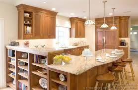 what s so trendy about light wood cabinets kitchen that regarding oak plans 9