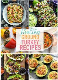 If you like to pair your fish with a low in calories and packed with protein and fiber, this is one meal that we'd happily scarf down. 20 Delicious Healthy Ground Turkey Recipes The Girl On Bloor