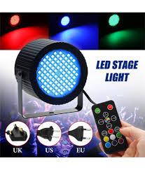 Buy Smuxi 88 Led Par Stage Light 25w Rgb Stage Effect