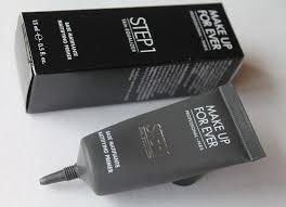 make up for ever step 1 skin equalizer mattifying primer review8