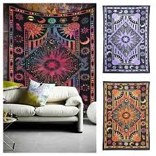 large tapestry wall hanging zodiac