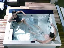 they combine our latest craft and innovative design varying from an exquisite one seat hot tub to a capsule modeling five seat outdoor spa
