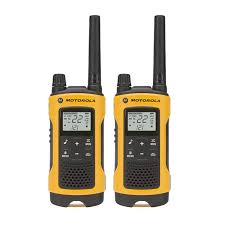 motorola talkabout. motorola talkabout model t400 2-way walkie-talkie radios (two with accessories) - two-way and accessories a