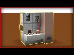 Minecraft How To Make A Vending Machine Mesmerizing Minecraft How To Make A Working Vending Machine YouTube