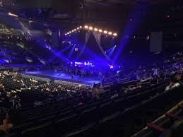 concerts at madison square garden. madison square garden, section: 105, row: 16, seat: 1 concerts at garden