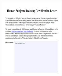 certification letter certificate letter template 11 free sample example format