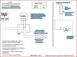 wiring diagram for zer thermostat wiring schematics and diagrams wiring a ranco thermostat diagram
