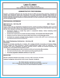 Cover Letter Office Administration Executive