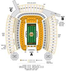 Pittsburgh Heinz Field Seating Chart Heinz Field Maplets