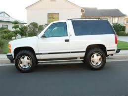 Tahoe » 1998 Chevy Tahoe 2 Door For Sale - Old Chevy Photos ...