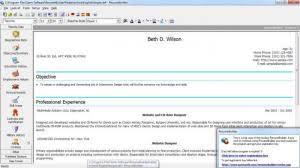 Sarmsoft Resume Builder Download Sarmsoft Resume Builder Free