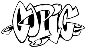 Simple Graffiti Sketch Black And White Graffiti Color Colors  Oldschool  Graffiti