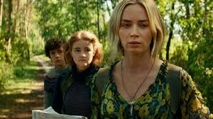 A Quiet Place Part II' Trailer Jumps Back in Time as Emily ...