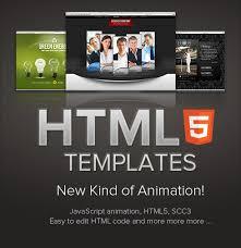 Flash Website Templates Mesmerizing Best Website Templates HTML Templates