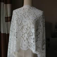 <b>3M</b>/<b>Lot</b> France <b>Eyelash</b> Lace Fabric <b>White Black</b> Bone Line Cloth ...