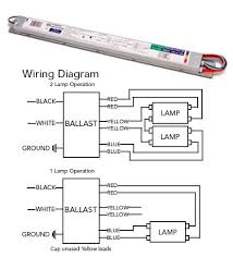 ft36w 2g11 ballast t5 electronic fluorescent 1 or 2 lamp 120v 277v ft36w 2g11 ballast wiring diagram