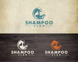 Shampoo Logo Design Serious Personable Logo Design For Shampoo Club Or Shampoo