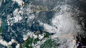 Hurricane Elsa barrels toward Haiti ...