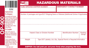 Leave it to our labels templates to make it stand out and appeal to your customers. Http Media Clemson Edu Research Safety Dot Fedexhazmatshippingguide Pdf