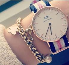 Image result for THE WORLD OF DANIEL WELLINGTON Our watches are visible all over the world. Take a look at how other people wear their DW watch and get inspired
