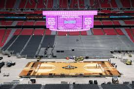 2019 Ncaa Tournament Court Designs A Brief History Of Ncaa Tournament Courts And How Theyre